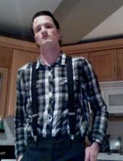 Ian 33 y.o. from Canada