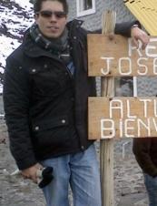 Juan Sebastian 43 y.o. from Ecuador
